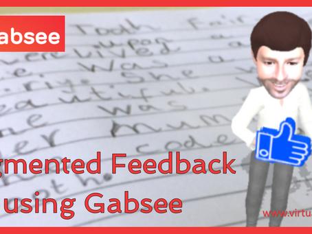 Augmented Feedback using Gabsee