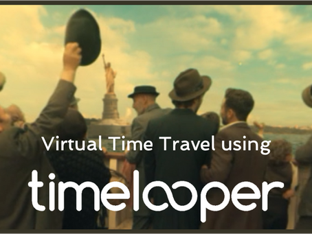 Virtual time travel using Timelooper