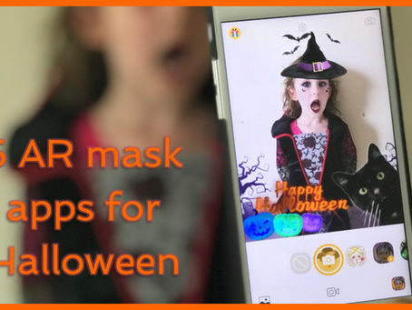 5 AR mask apps for Halloween