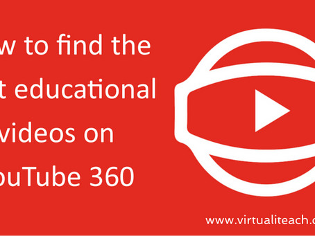 How to find the best 360 videos on YouTube