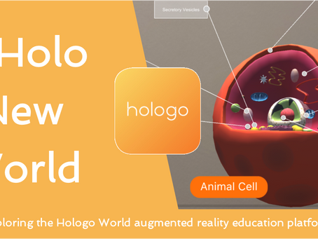 A Holo New World - Hologo AR