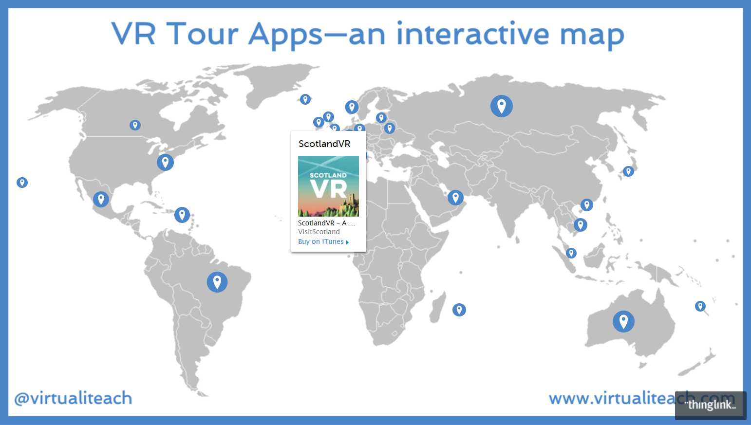 Vr tour apps an interactive map home virtualiteach gumiabroncs Images