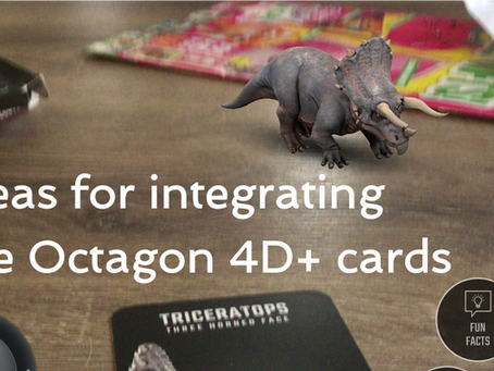 Ideas for integrating the Octagon 4D+ Cards