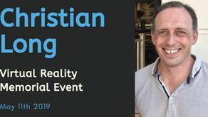 Chris Long Virtual Memorial Event