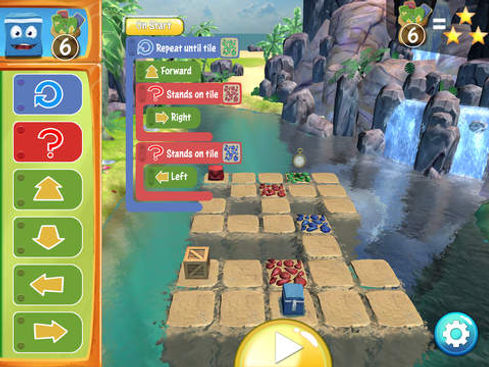 SPOTLIGHT: Box Island - great new app for Hour of Code