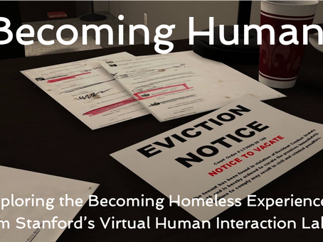 Experiencing Homelessness in VR