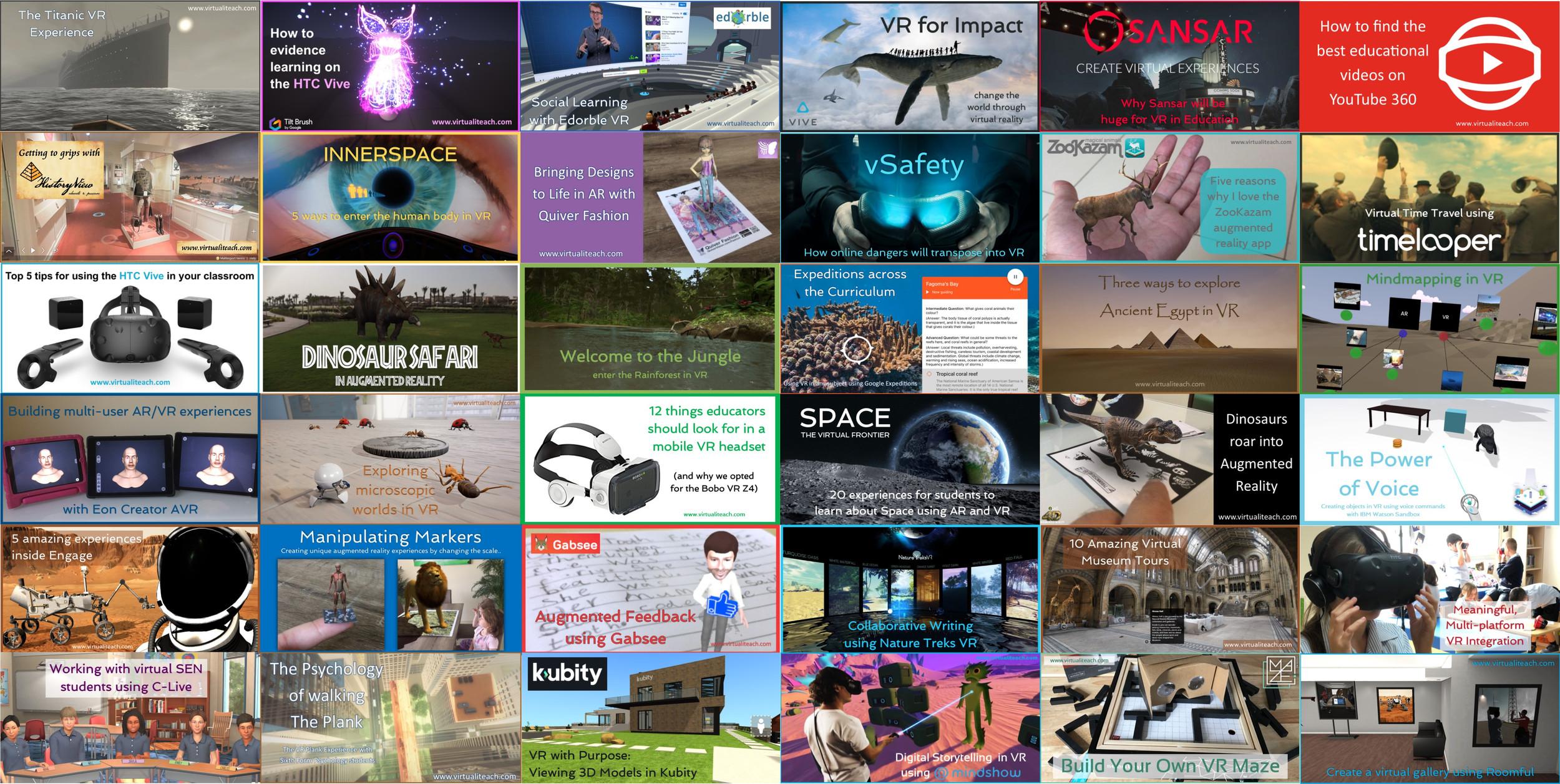 AR/VR Theory | Home | VirtualiTeach
