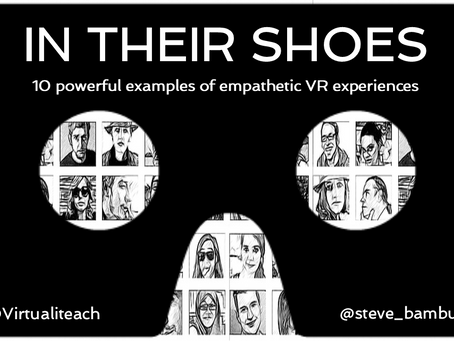 In Their Shoes: VR for empathy