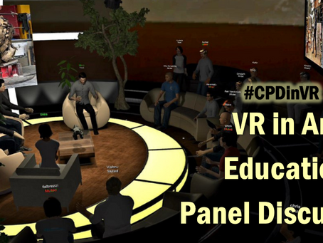VR in Art Education Panel Discussion
