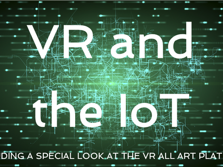 VR and the Internet of Things