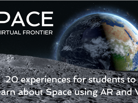 Space: The Virtual Frontier