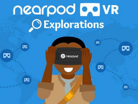 Next Level Nearpod VR Integration