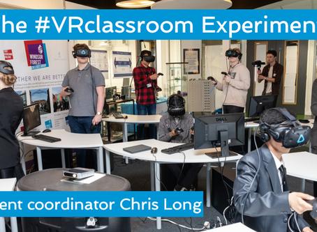 The #VRclassroom Experiment