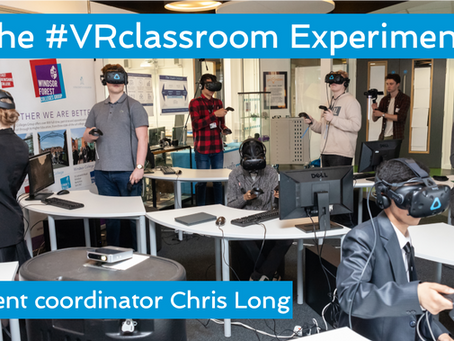 The #VRclassroom Experiment