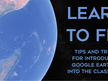 Learn to Fly: Google Earth VR tips