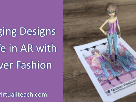 Bringing designs to life with Quiver Fashion