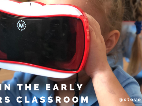 VR in the Early Years Classroom