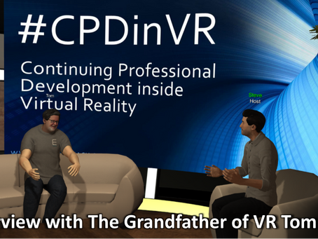 An Interview with VR Pioneer Tom Furness