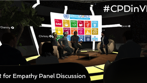 VR for Empathy panel discussion