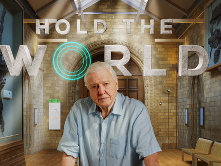 Interactive Learning with Hold The World