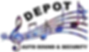 Depot Auto Sound & Security Logo