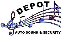 Depot Auto Sound & Security Logo