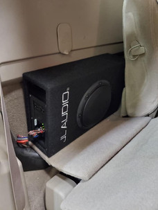 Aspen Sound Car Subwoofer