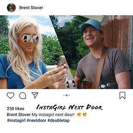InstaGirl Next Door - Brent Stover Music