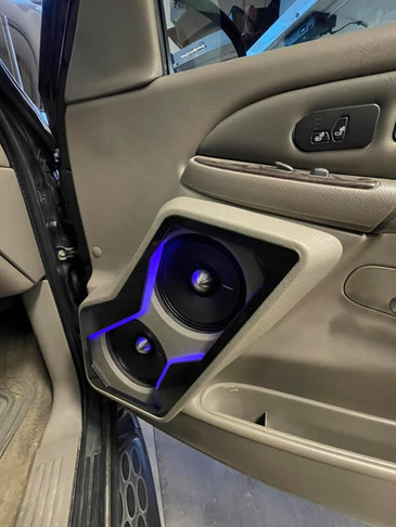 Aspen Sound Car Speakers
