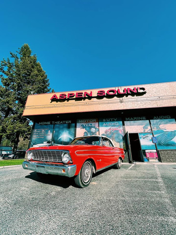 Aspen Sound Car Stereo