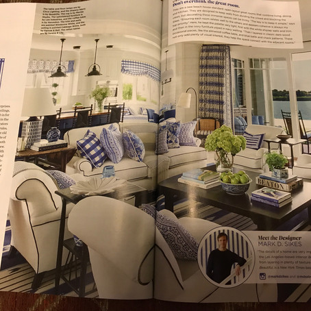 LEE Upholstery Featured At Ballast Pointe Trading Company