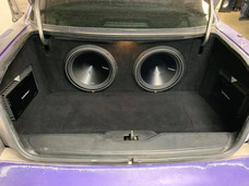 Aspen Sound Car Subwoofers