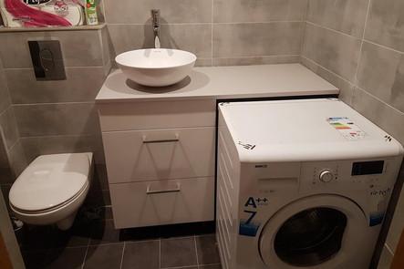 Valamukapp pesumasinaga
