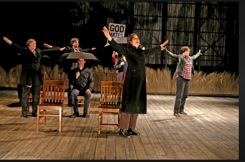 The Laramie Project at The Brooklyn Academy of Music