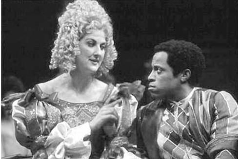 Las Meninas, with Daniel Bryant, at San Jose Repertory Theater