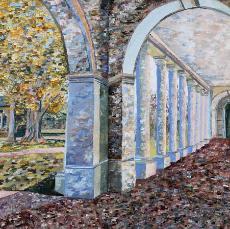 Student Curator Brings Recent UVA Grad's Art Back to Charlottesville