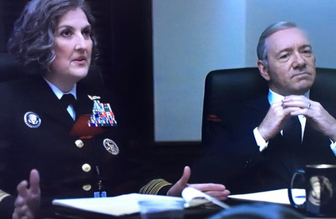 House of Cards with Kevin Spacey, Netflix