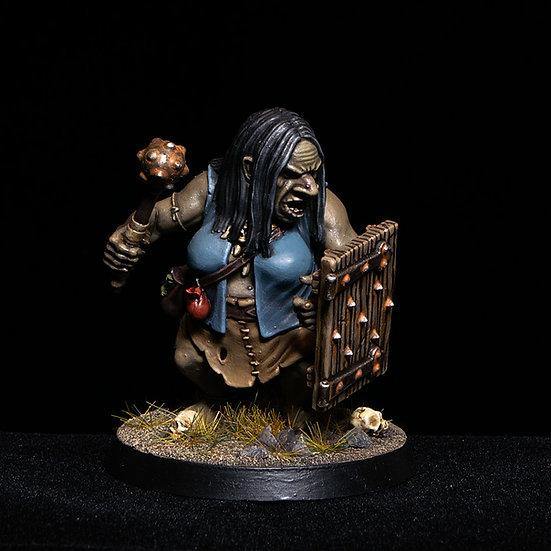 Olaug - Ogre Witch
