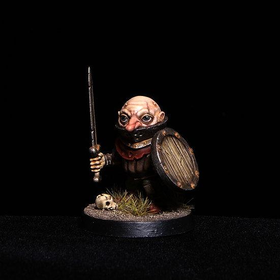 Rollo the Masterful - Spriggan Adventurer