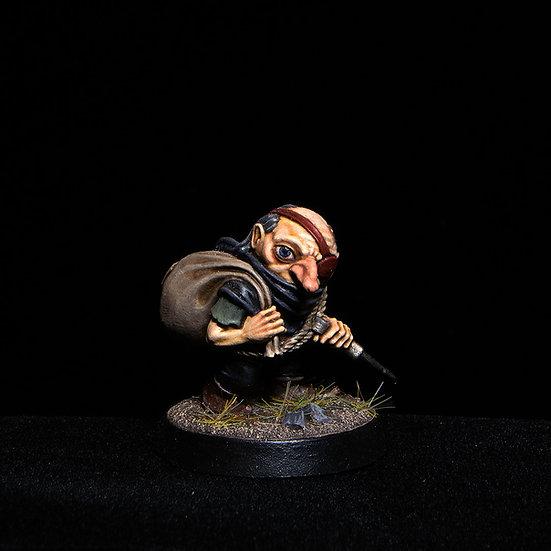 Maggot - Spriggan Burglar