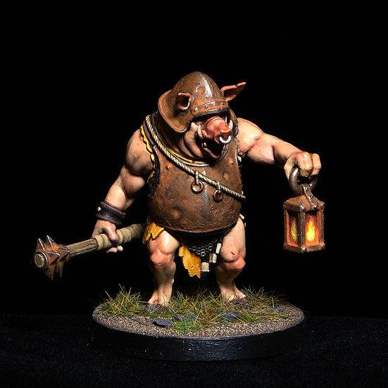Gorgrot - Boar Mercenary