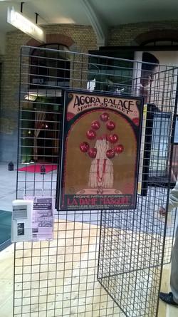 Affiche AGORA  PALACE