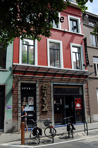 Le Styx   CINEMAS DE BRUXELLES