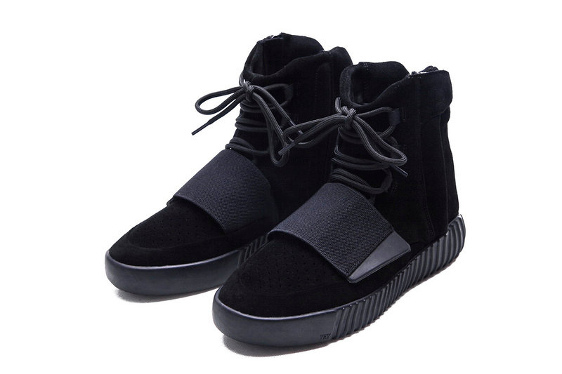 Adidas Yeezy Boost 750 - Triple Black