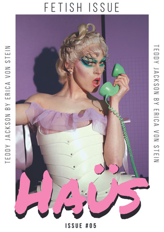 HAUS ISSUE 5 COVER TEDDY COVER.jpg