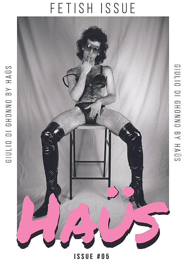 HAUS ISSUE 5 GIULIO COVER.jpg