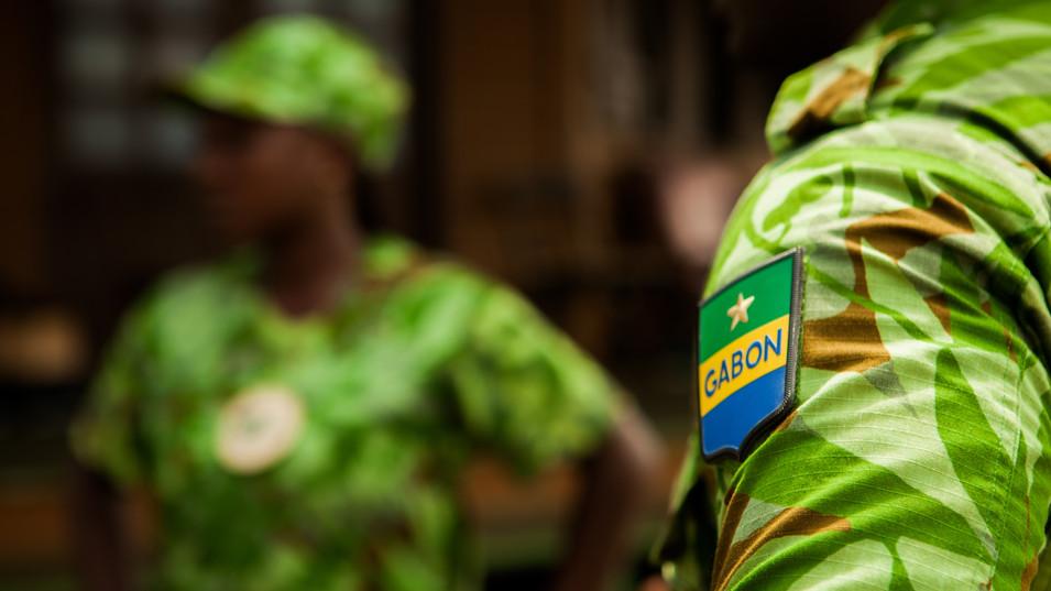 Gabon 2016 Rangeractie - Reinout Bolweg
