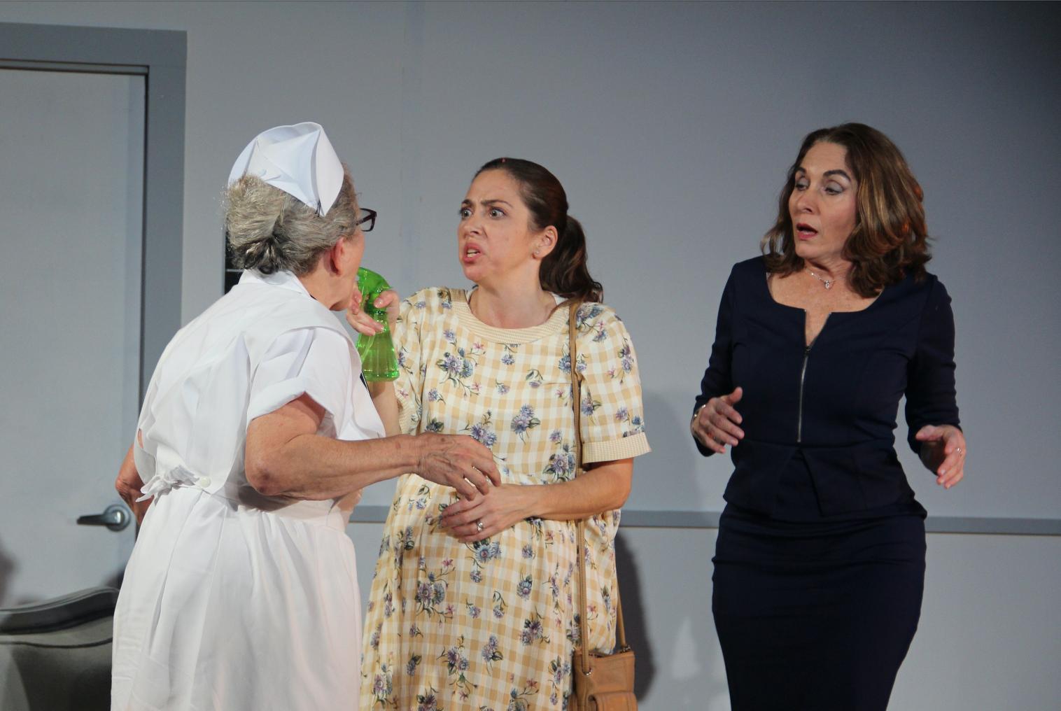 Nurse, Audrey & Veronique