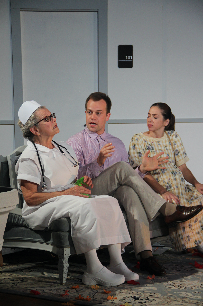 Nurse, Christopher & Audrey
