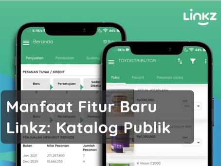 Memperkenalkan Fitur Baru : 'Katalog Publik' , Kini Transaksi Cukup 'Share-Click-Checkout'